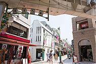 阿佐ヶ谷アニメストリート 約1,030m(徒歩13分)
