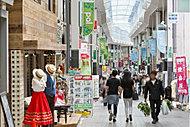 高円寺駅周辺 約1,390m(徒歩18分)