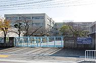市立南宇治中学校 約240m(徒歩3分)