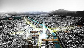 空撮写真(平成27年10月撮影)