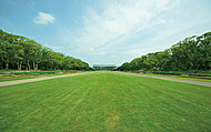 大泉緑地 約1,120m(徒歩14分)