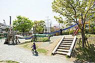 富士見第1街区公園 約160m(徒歩2分)