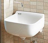 ガーデニングや汚れものを洗う際に便利なスロップシンク
