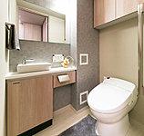 地球にも家計にも優しい節水&節約トイレ(ベーシアハーモDMタイプ)