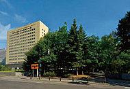 札幌医科大学附属病院 約140m(徒歩2分)