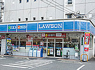 ローソン小倉大手町店 約240m(徒歩3分)