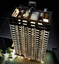 新しい街の息吹を感じるステーションフロントに、広く筑豊平野を俯瞰する地上20階の飯塚市内最高層レジデンス。その眺望に加えて、居住性、利便性を兼ね備えた永住型マンションは、将来へ向けた揺るぎない価値を見いだすことができるでしょう。