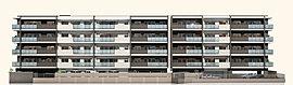 閑静な住環境に溶け込みながら、静かに確かに存在を語る均整のとれたフォルム。「アーバンパレス春日北」の優美な立姿は、培われてきた住宅街の品位を損なうことなく、その価値をさらに高めます。