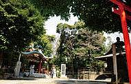 氷川神社 約190m(徒歩3分)