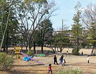 宮前平公園 約550m(徒歩7分)
