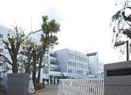 市立府中第二小学校 約644m(徒歩9分)