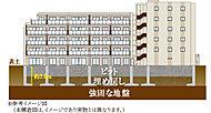 地盤と基礎が一体化し、安定感に優れています。建物自重を分散し、均一に受ける構造なので地盤への負荷を軽減します。