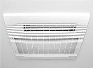 雨の日の洗濯物の乾燥や、冬の浴室の暖房、カビの発生を抑える換気など、様々に役立つ浴室換気乾燥機です。