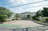 市立南流山中学校 約930m(徒歩12分)