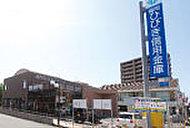 福岡ひびき信用金庫・三ケ森支店 約230m(徒歩3分)