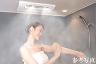 体の芯から温まり美容効果や保湿効果のあるミストサウナを設置しました。
