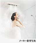 身体の芯からしっかり温まる他、2つのノズルから全身を刺激するミストが浴室全体に広がり、約10分程度のミストサウナ入浴でしっかり発汗。