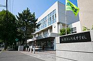 市立伏見中学校 WEST:約1,130m EAST:約1,150m