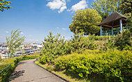 稲葉山公園 約380m(徒歩5分)