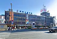 西鉄久留米駅 約800m(徒歩10分)