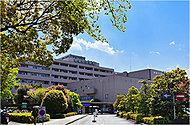 関東中央病院 約1,240m(徒歩16分)