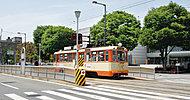 伊予鉄道「南町」電停 約190m(徒歩3分)
