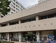 山科区総合庁舎 約390m(徒歩5分)