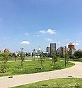川名公園(2016年7月撮影)
