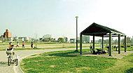 川名公園 約40m(徒歩1分)