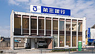 第三銀行 新郊通支店 約830m(徒歩11分)