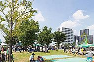 におどり公園 約840m(徒歩11分)