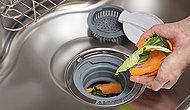 生ゴミ処理を軽減する「ディスポーザ」。生ゴミをシンク下で粉砕処理してから水と一緒に流せるディスポーザ。※一部の生ゴミを除く。