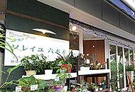 Flower shop ソレイユ六本木 約140m(徒歩2分)