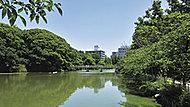 天王寺公園 約1,730m(自転車7分)