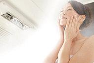 発汗効果、血流促進、保湿効果、リラックス効果などで心地よく快適なバスタイムをかなえます。