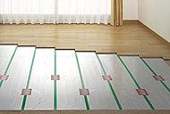 足元から部屋全体を心地よく暖房。肌や喉の乾燥も抑えます。
