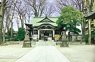 亀有香取神社 約570m(徒歩8分)