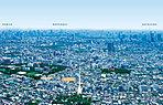 空撮※掲載の写真は平成28年7月に撮影したものにCG加工を施したイメージ写真です。