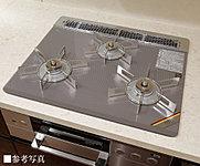 調理油の過熱や消し忘れを感知する安全機能。設定温度のキープや自動炊飯が可能な便利機能。(Cタイプを除く)