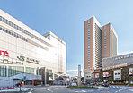 大井町駅(京浜東北線、大井町線、りんかい線) 約530m(徒歩7分)