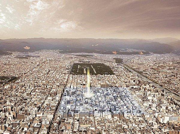 空撮画像 ※掲載の写真は現地周辺の航空写真(平成25年9月撮影)にCG処理を施したものです。