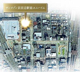 空撮画像※掲載の航空写真は平成28年3月に撮影したものにCG加工を施したもので、実際とは異なる場合があります。