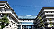 京都府立医科大学附属病院 A:約1,100m(徒歩14分)B:約1,050m