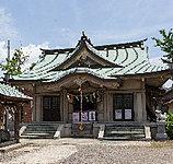 愛宕神社 約430m(徒歩6分)