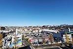現地6階住戸からの眺望