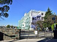 江戸川区立二之江中学校 約630m(徒歩8分)
