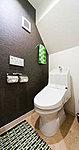 汚れがつきにくくお掃除ラクラクで、いつでもキレイなトイレ空間を実現します。