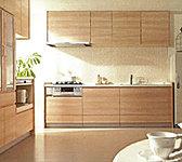 あらゆるライフスタイルに応えるスタイリッシュなキッチン。利便性や機能性、「使う楽しみ」をあらゆる角度から追求しました。