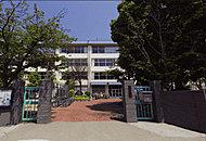市立北中学校 約450m(徒歩6分)