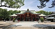 西宮神社 約770m(徒歩10分)